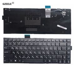 GZEELE russian RU Keyboard for Asus X402C S400CB S400C X402 F402C S400 S400CA x402CA 0KNB0-410ARU00 black color Value For Money. Yesterday's price: US $14.11 (11.53 EUR). Today's price: US $10.16 (8.30 EUR). Discount: 28%.