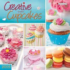 Creative Cupcakes kalender 2015 Tushita - 150357 Cupcakes, Cake Decorating, Creative, Desserts, Gifts, Food, Calendar, Sweets, 2015 Calendar