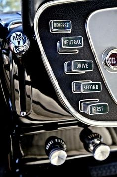 1963 Plymouth push-button transmission - ✦ ✧ Vintage & CLASSIC Cars, Repinned By Averson Automotive Group LLC