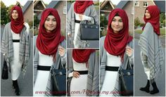 Muslim Fashion, Hijab Fashion, Modest Fashion, Long Boots, Western Outfits, Muslim Women, Womens Fashion, Clothes, Hijab Styles
