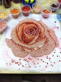 Discover thousands of images about Mosaic Rose Mosaic Tile Art, Mosaic Artwork, Mosaic Diy, Mosaic Garden, Mosaic Crafts, Mosaic Projects, Mosaic Glass, Marble Mosaic, Mosaic Designs