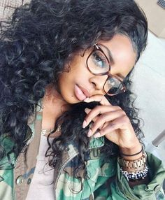 The Flip-over method is very convenient. Get this look with Mayvenn's Brazilian Deep Wave.