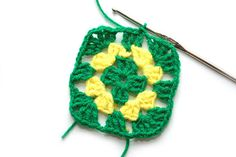 Easy Step by Step Tutorial on How to Make Granny Squares with Pics!!