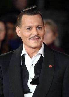 Johnny Depp Photo Gallery
