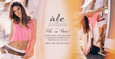 ále by Alessandra | Alessandra Ambrosio Collection