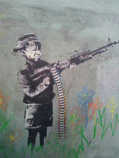 Banksy in Westwood