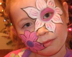 When you think about face painting designs, you probably think about simple kids face painting designs. Many people do not realize that face painting designs go Face Painting Designs, Painting Patterns, Child Face, Girl Face, Easter Face Paint, Mime Face Paint, Cheek Art, Kids Part, Kids Makeup