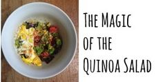 The Magic of the Quinoa Salad (Recipe) | http://www.hispanaglobal.net/daily-quinoa-salad-delcious-way-lose-weight-recipe/