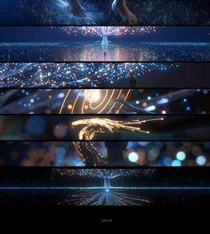 Art Of The Title, 3d Design, Graphic Design, Fantasy Concept Art, Video X, Fiber Optic, Cinema 4d, Motion Design, Medium Art