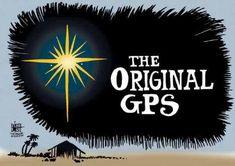 The original GPS