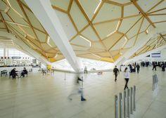 Kutaisi Internatioinal Airport by UNStudio