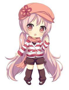 42 Hình nền Anime Chibi dễ thương và đáng yêu quá trời!