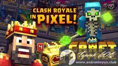Craft Royale Clash of Pixels v1.72 MOD APK - PARA HİLELİ - http://androidoyun.club/2016/07/craft-royale-clash-of-pixels-v1-72-mod-apk-para-hileli.html