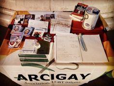 Taranto – Arcigay - 74esima tappa de Il Villaggio delle Differenze