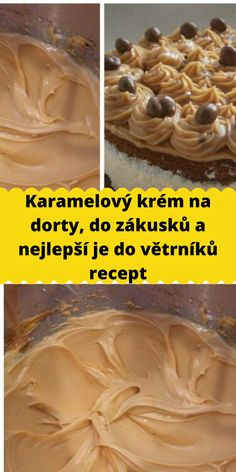 Cheesecake, Easy Meals, Food And Drink, Sweets, Cooking, Breakfast, Desserts, Recipes, Cream
