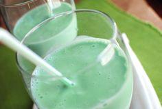 Homemade Shamrock Shake Recipe (That's Dairy-Free, Too!)