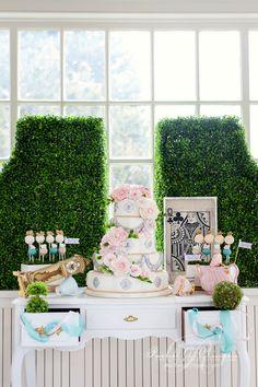 Alice In Love, A Gorgeous Wedding Shoot At Maclean House - Wedding Decor Toronto Rachel A. Clingen Wedding & Event Design