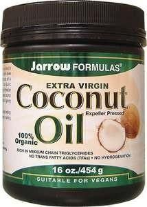 Coconut Oil (100% virgin)...I LOVE this stuff for my hair and hands. A tiny amount goes on my hair ends and a very little on my scalp to keep my hair healthy without weighing it down...also great for making hands oh so soft! Any brand of this oil is good as long as it's 100% virgin.