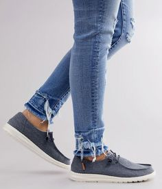 Rock Revival Simona Slim Boot Stretch Jean - Women's Jeans in Simona B Lit Shoes, Lace Up Shoes, Women's Shoes, Torn Jeans, Women's Jeans, The Buckle Store, Hey Dude, Flying Monkey, Shoe Size Conversion