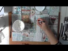 SoulCollaboration Final mixed media video - YouTube