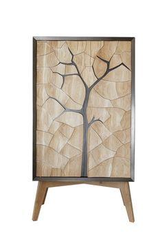 Buy Mud Drinks Cabinet by NestedNY - Made-to-Order designer Furniture from Dering Hall's collection of Contemporary Organic Cabinets. Luxury Home Furniture, Funky Furniture, Bespoke Furniture, Cabinet Furniture, Furniture Styles, Contemporary Furniture, Wood Furniture, Furniture Design, Furniture Storage