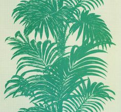 #yearofpattern florence broadhurst, palms