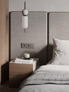 ZW | UP1 on Behance Apartment Projects, Apartment Interior, Apartment Design, Home Decor Bedroom, Modern Bedroom, Childrens Bathroom, Wardrobe Design Bedroom, Pink Room, Interiores Design