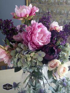 36 mejores imágenes de flores sala comedor | Floral arrangements ...