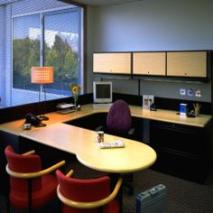 Design Interior Office Colors Planning Small