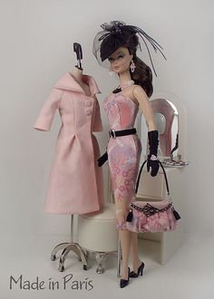 As French Barbie  | The House of Beccaria