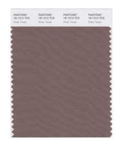 Deep Taupe. Light Summer - use this colour as neutral, far from the face: troussers, skirts, shoes, suits, blazers, coats..