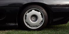 jaguar xj220 wheels