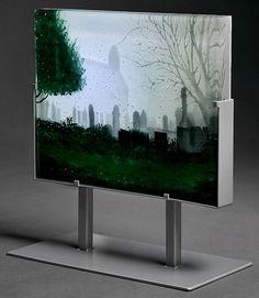 The Boneyard: Paul Messink: Art Glass Sculpture | Artful Home