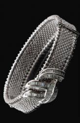 Mesh Metal Bracelet