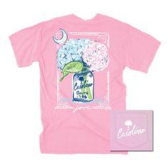 Palmetto Mason Flowers T- Shirt