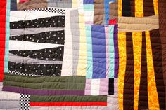 Chad Burton Johnson - Journal - The Quilts of Gee'sBend, use old denim and scraps to make a quilt like Quilts of Gees Bend