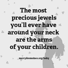 Very true, then your grandchildren!!