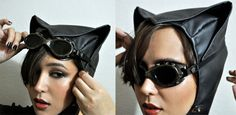 Make Your Own Steampunk Catwoman Accessories! - Mindhut - SparkNotes