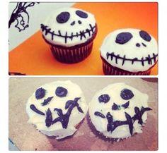 Pinterest Fail : les cupcakes tête de mort