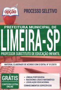 Apostila Prefeitura De Limeira Sp Professor Substituto De Educacao