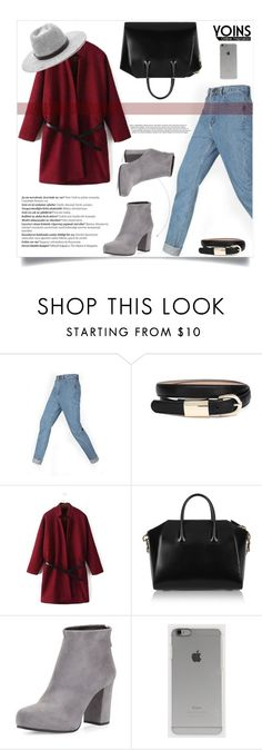 """""""YOINS IV/17"""" by amra-mak ❤ liked on Polyvore featuring Balmain, Givenchy, Prada, Incase, Forever 21 and yoins"""