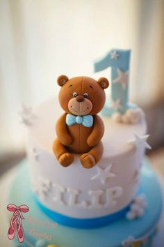 https://flic.kr/p/DLFtss | Teddy Bear Sweet Table – Mede slatki sto by Balerina…