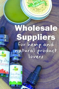Are you looking to start your own virtual natural product or hemp store? We'd love to help! From drop shipping to education, we will teach you the best way to own your own virtual store.   US Hemp Wholesale