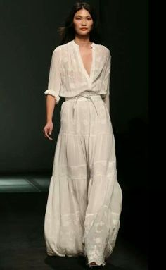 Casual elegance is always a winner!