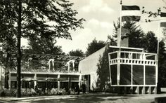 Ouwehands Dierenpark Rhenen (jaartal: 1950 tot 1960) - Foto's SERC
