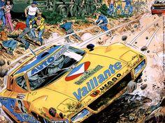 Michel Vaillant. (Jean Graton.)