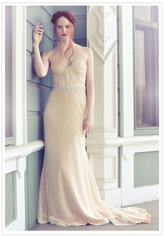 New Ivy & Aster bridal collection | http://www.100layercake.com/blog/2012/01/20/new-ivy-aster-bridal-collection/