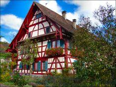 Halftimbered house - Marthalen, Zurich