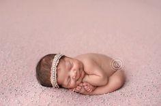 Image of Corynn Knit Backdrop - Pink