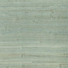"""Brewster Home Fashions Zen Myogen Green Grasscloth 24' x 36"""" Gingham Wallpaper"""